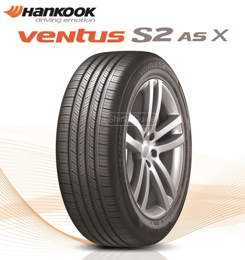 Hankook Tire представила новые UHP-шины Ventus S2 AS X для внедорожников