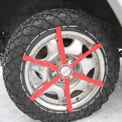Michelin представила новые цепи противоскольжения из композитных материалов - Easy Grip