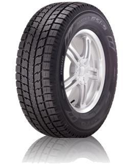 TOYO OBSERVE GARIT GSi5 (OBGS5) - нешипуемые (фрикционные) шины для зимней эксплуатации с дорожным рисунком протектора