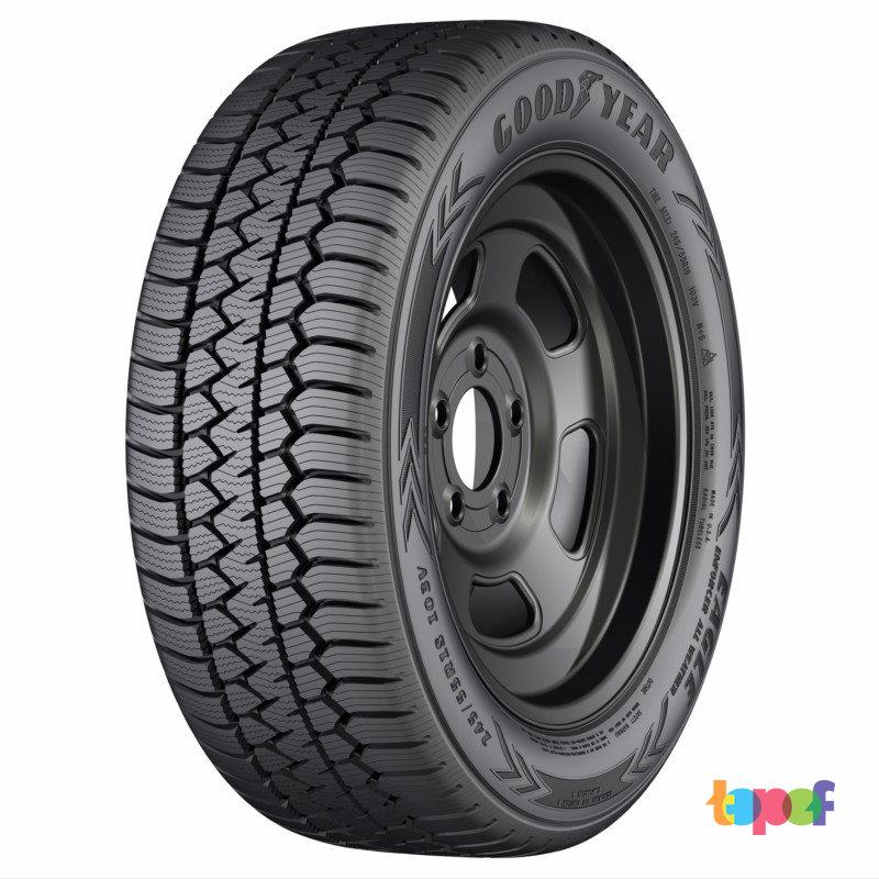 Компания Goodyear Tire & Rubber представила в США новую шину Eagle Enforcer All Weather для полицейских автомобилей