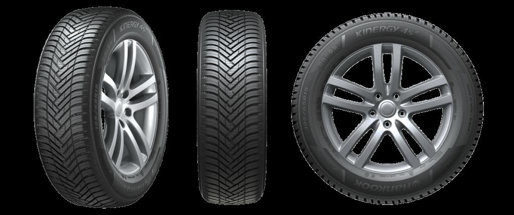 Купить всесезонные шины Hankook kinergy 4S2