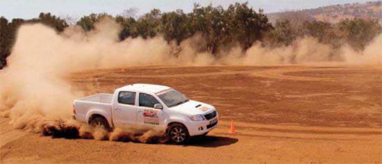 Тест внедорожных шин размера 265/65 R17