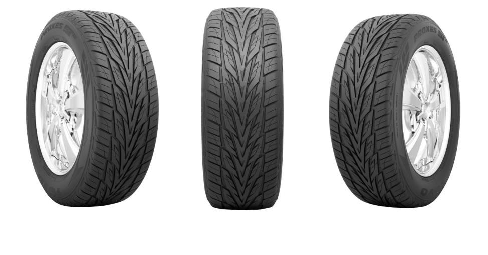 Летние шины toyo tires proxes ST III