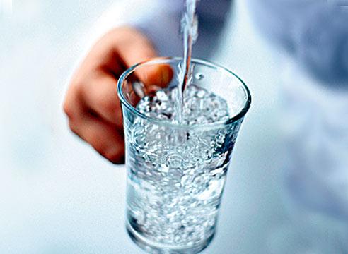 Пара бутылок воды понадобится в любой поездке