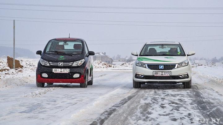 СП ЗАО «Юнисон» в мае 2018 г намерено начать продажи в Беларуси производимых на предприятии электромобилей Zotye E200EV и Zotye Z500EV