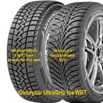 Зимние шины :  Goodyear UltraGrip Ice WRT 225/50 R18 95S