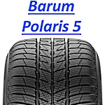Зимние шины :  Barum Polaris 5 235/60 R18 107V XL FR
