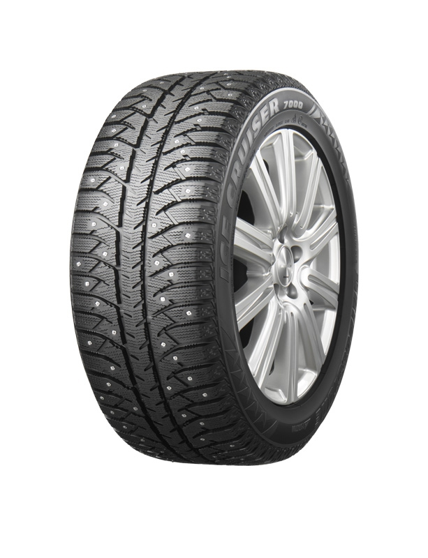 Шины Bridgestone Ice Cruiser 7000 205/55 R16 91T ошипована