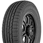Летние шины :  Continental ContiCrossContact LX 265/60 R18 110T BSW
