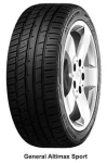 Летние шины :  General Altimax Sport 255/35 R18 94Y TL FR