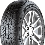 Зимние шины :  General Snow Grabber Plus 215/60 R17 96H
