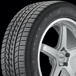 Летние шины :  GoodYear Eagle F1 Asymmetric SUV AT 255/55 R19 111V XL FP