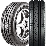 Летние шины :  Goodyear Eagle Sport 185/60 R15 88V XL