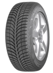 Зимние шины :  Goodyear UltraGrip Ice+ 195/55 R15 85T