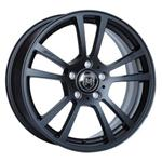 PCD болтов диска 5x100 Marcello MR-04 7x16/5x100 ET45 mirror black