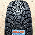 Шины Maxxis Premitra Ice Nord NS5 225/65 R17 102T XL SUV отверстия под шипы