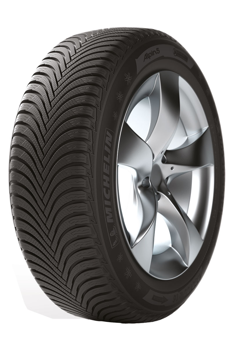 Шины Michelin Alpin 5 205/60 R16 96H XL