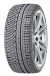 Зимние шины :  Michelin Pilot Alpin 4 PA4 245/45 R17 99V XL