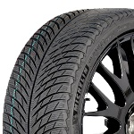 Зимние шины :  Michelin Pilot Alpin 5 245/55 R17 102V
