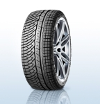 Зимние шины :  Michelin Pilot Alpin 4 PA4 245/55 R17 102V