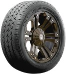 Всесезонные шины :  Nitto Dura Grappler H/T Highway Terrain 255/60 R17 110V