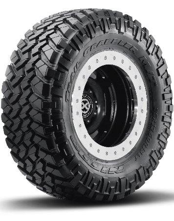 Шины автомобильные Nitto Trail Grappler M/T 285/75 R16 116/113P Mud POR