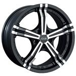 PCD болтов диска 4x100 OZ Racing Power 7x16/4x100 ET42 Black