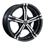 PCD болтов диска 4x100 OZ Racing Power 7x17/4x100 D68 ET37 Black