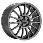 PCD болтов диска 5x115 мм OZ Racing Superturismo LM 8x18/5x115 D70.2 ET42 Graphite