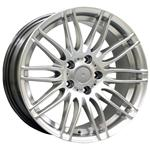 PCD болтов диска 5x120 мм Racing Wheels BM-39 7.5x17/5x120 D72.6 ET46 BK F/P
