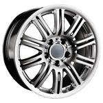 PCD болтов диска 5x120 мм Racing Wheels H-167 8x17/5x120 D74.1 ET15 Chrome