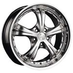PCD болтов диска 5x98 мм Racing Wheels H-194 7x17/5x98 ET28