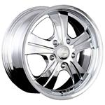 PCD болтов диска 5x130 мм Racing Wheels HF-611 9x20/5x130 D71.6 ET45 chrome
