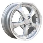 PCD болтов диска 4x100 TGRACING LRA002 5.5x16/4x100 D65.1 ET45 Chrome