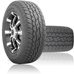 Всесезонные шины :  Toyo Open Country A/T plus 255/55 R18 109H XL
