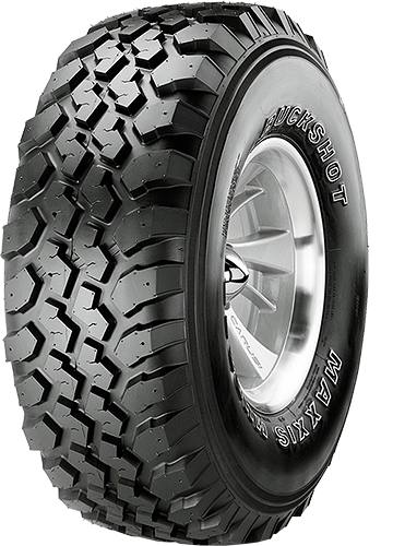 Шины автомобильные Maxxis MT-754 Buckshot Mudder 30x9.50 R15 104Q Mud M/T Off Road