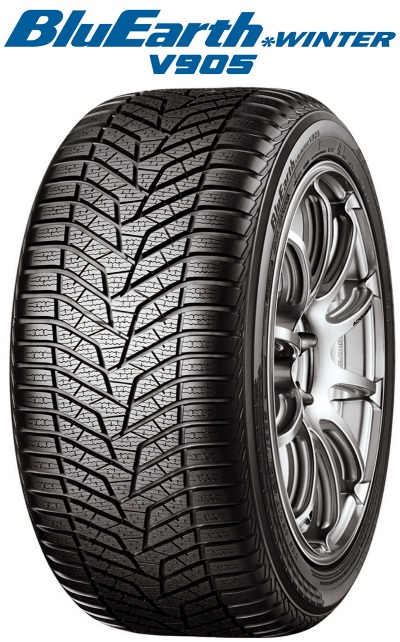 Шины Yokohama BluEarth Winter V905 245/45 R18 100V XL